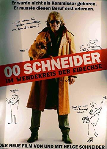00 Schneider - Im Wendekreis der Eidechse - Filmposter A1 84x60cm gerollt
