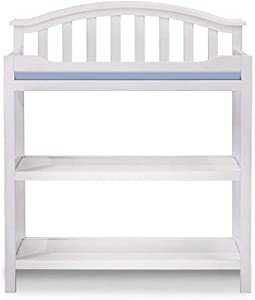Practical Baby Changing Table  Newborn Nursery Station Nursery Dresser Changing Table  Available Three Colors