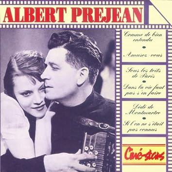 Ciné-Stars : Albert Préjean