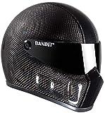 Bandit Super Street II Casco in carbonio, edizione limitata