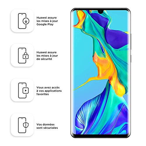 Huawei P30 Pro Smartphone débloqué 4G (6,47 pouces - 8/128 G