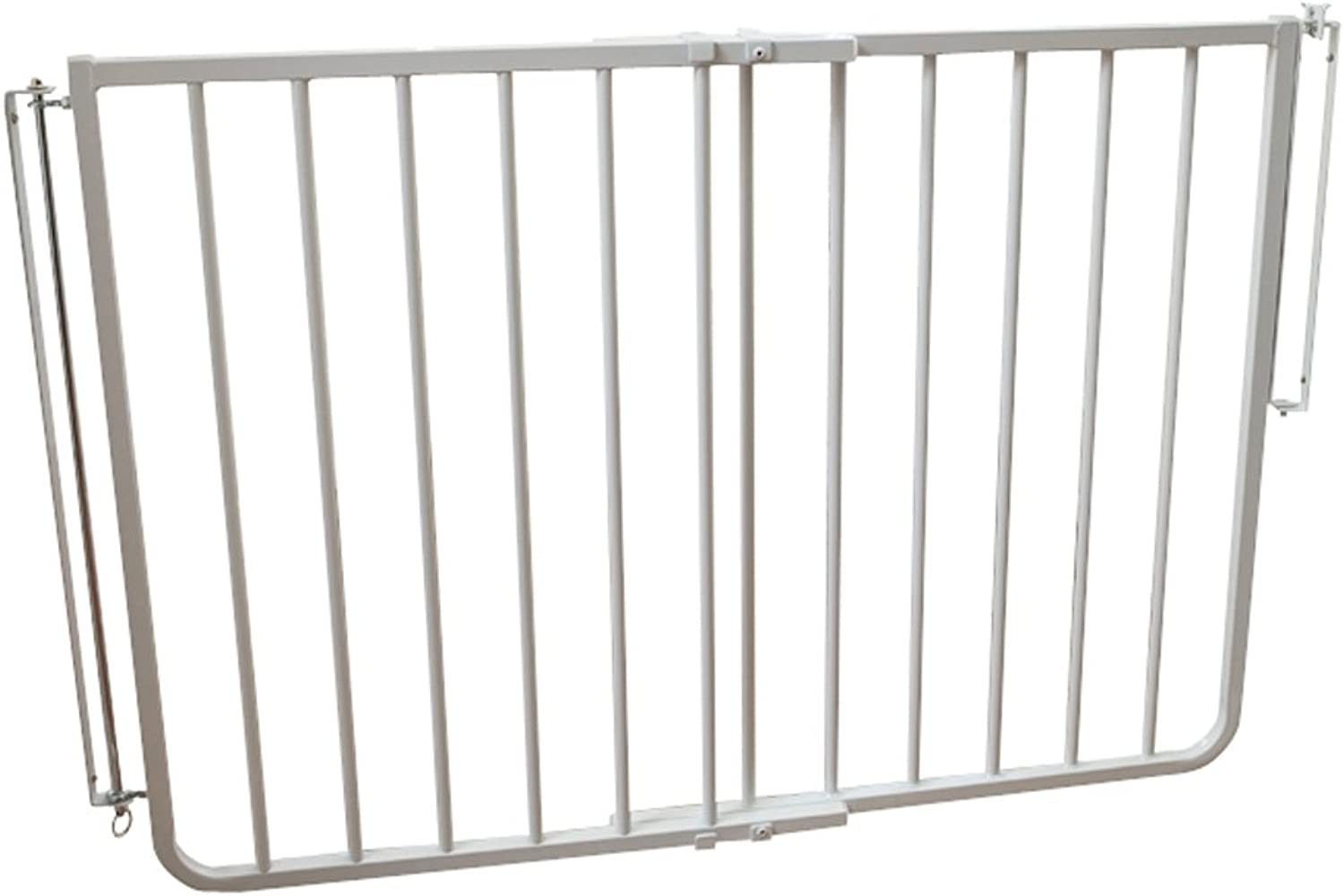 Cardinal Gates Stairway Angle Baby Gate 27 41.5 , White