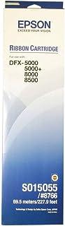 Epson 8766 Ribbon Cartridge for DFX-5000/5000+/8000 Dot-Matrix Printers