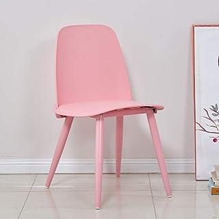 QFWM Sillas de Comedor Sillas de café y sillas de Comedor for Casual Home Living y comedores Cocina Comedor Muebles (Color : Eleven, Size : 51x44x80cm)