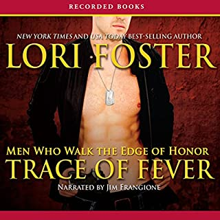 Trace of Fever audiobook cover art