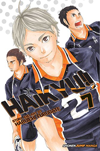 Haikyu!!, Vol. 7: Evolution (7)