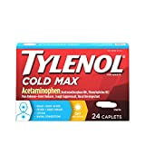 Best Daytime Cold Medicines - Tylenol Cold Max Daytime Non-Drowsy Cold and Flu Review