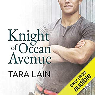 Knight of Ocean Avenue audiobook cover art
