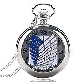 Orologio da taschino, orologio da taschino in bronzo, movimento al quarzo, orologio da donna, regalo per Natale