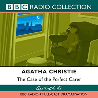 The Case of the Perfect Carer (Dramatised) audiobook cover art