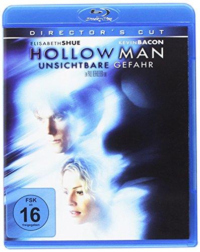 Hollow Man - Unsichtbare Gefahr [Blu-ray] [Director\'s Cut]