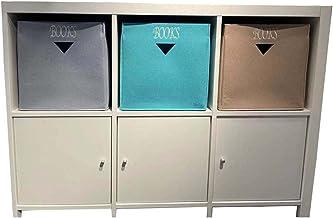 Imicsun Felt Storage Bins 3 Colors
