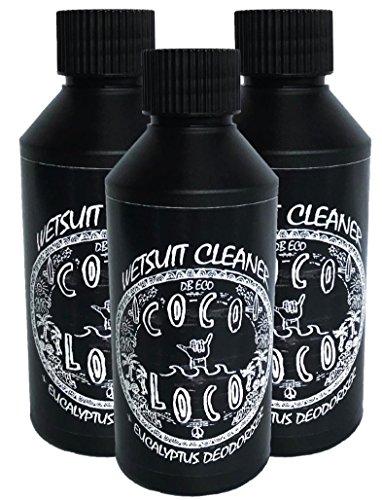 Dirtbusters Coco Loco Wetsuit Cleaner Shampoo Met Eucalyptus Deodoriser 250ml