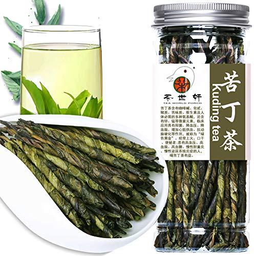 Plant Gift kuding Plus Tea Herbal Organic Needle Kuding Tea Ku ding Cha skin care chinses china, natural health Clearing Heat Lose Weight Ilex Kudingcha 100g/3.5oz