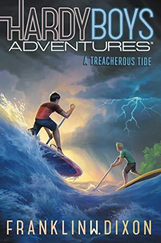 A Treacherous Tide (Hardy Boys Adventures Book 21) (English Edition)