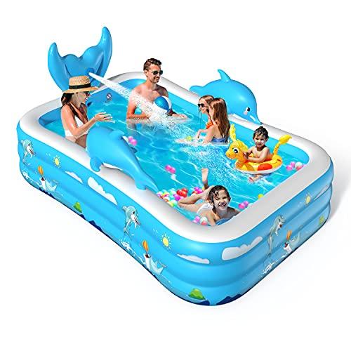 Voxon -   Aufblasbarer Pool