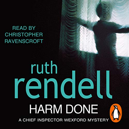 Harm Done audiobook cover art