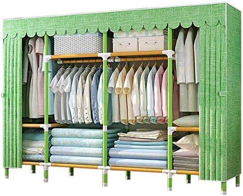 ALWUD Cloth Wardrobe Chicago Mall Closet Cabinet Fabric Freestanding Ranking TOP10 Storage