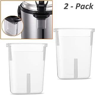 Original Condensation Collector for Instant Pot 5, 6, 8 Quart Duo, Duo Plus, Ultra, Lux, Smart 2 - Pack