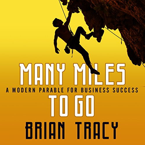 Many Miles to Go audiobook cover art