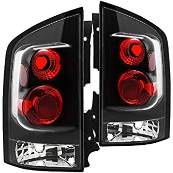 Koolzap For 05-13 Armada Taillight Taillamp Rear Brake Light Lamp Left /& Right Side Set PAIR