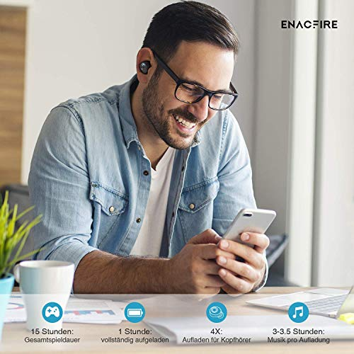 Bluetooth Kopfhörer ENACFIRE E18 kaufen  Bild 1*