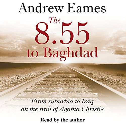 The 8.55 to Baghdad cover art