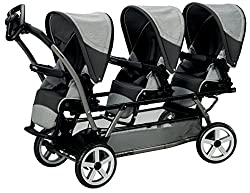 Best Triple Stroller Reviews