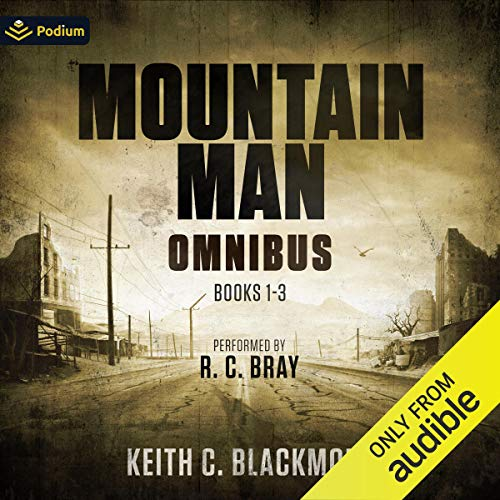 The Mountain Man Omnibus Audiobook By Keith C. Blackmore cover art