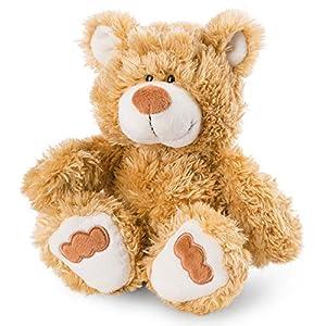 NICI 46506 25 cm I Oso Café Tradicional I Juguete Suave Esponjoso, niños y bebés I Osos de Peluche Rellenos, Color marrón