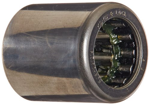 Koyo RCB-081214 Roller Clutch and Bearing, DC Type, Open, Plastic Cage, Inch, 1/2