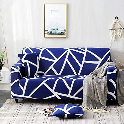 Elástica Cubierta de Asiento,Stretch Sofa Cover, Full Cover Sofa Towel, Living Room Cushion Cover, Furniture Protection Cover-Color 39_235-300cm