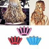 1PC Hair Braider,Sponge Hair Braiding Machine Women,Women Girls DIY Sponge Hair Braider Plait Hair Twist Braiding Tool Hair Styling Tools,Pink