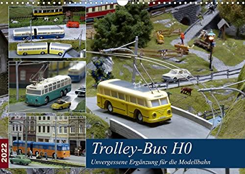 Calvendo -  Trolley-Bus H0