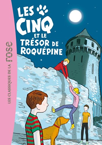 Le Club des Cinq et le tresor de Roquepine (Le Club des Cinq (36))