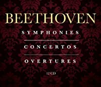 The Complete Beethoven Symphonies, Concertos & Overtures by Various (2013-05-03)