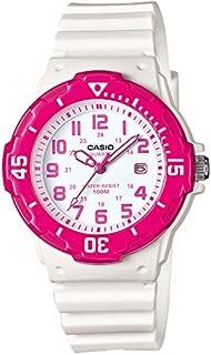 Casio Casual Watch Analog Display Quartz for Women LRW-200H-4BV