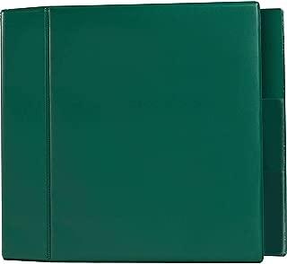 """82681 24682-US Staples Heavy-Duty 1.5/"""" 3-Ring Letter Binder Green"""