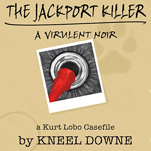 The JackPort Killer: A Virulent Noir audiobook cover art