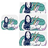 No Face Spirited Away Theme Switch exclusive skin, Nintendo Switch sticker protective film, Switch full device exclusive skin sticker protective film