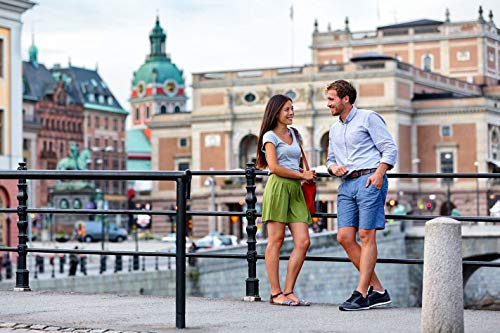 Jochen Schweizer Geschenkgutschein: Städtetrip in Stockholm für 2 (3 Tage)