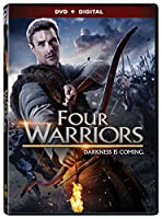 Four Warriors [DVD] [Import]