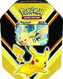 Pokémon TCG: V Powers Tin (uno al Azar), Colores Variados (POK80779-D6)