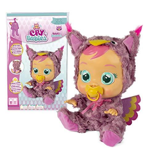 Bebés Llorones Pijama Búho - Accesorio muñeca