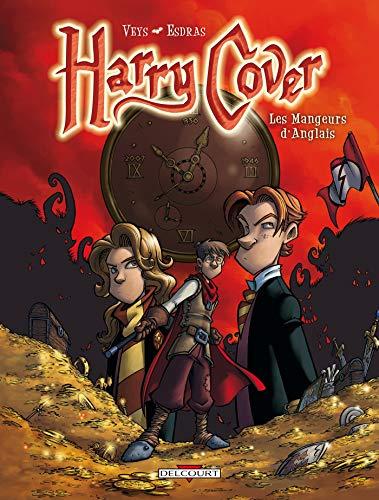 Harry Cover T02 Les mangeurs d'anglais
