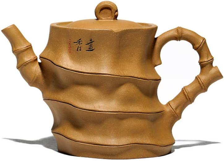ZHSDTHJY Cup Saucer Setsbamboo Very popular Knot Sand Free shipping anywhere in the nation Teapot Purple Yuanxia