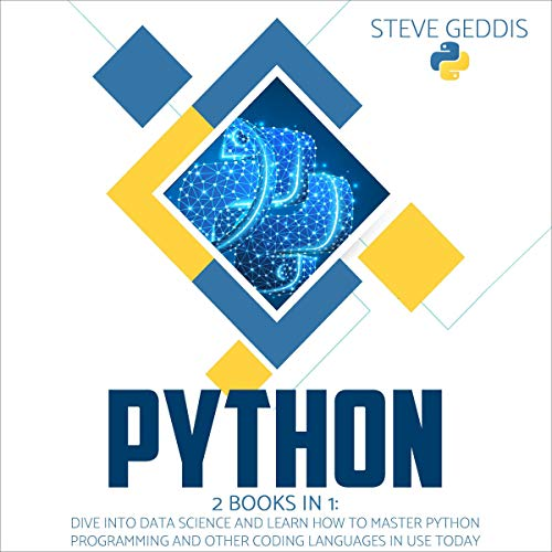 Python: 2 Books in 1 cover art
