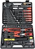 Famex Universal-Werkzeugkoffer, 168-teilig, 144-FX-48