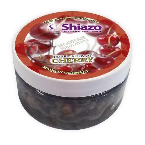 Cherry sustitutivo de Steam Stones Shisha de Shisha no es el Sheesha Huka Flavours marrón 100 G