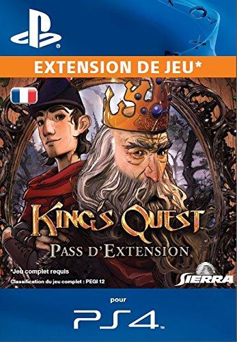 King's Quest: Season Pass [Extension De Jeu] [Code Jeu PSN PS4 - Compte français]